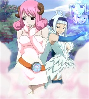 417 fairy tail aries and angel